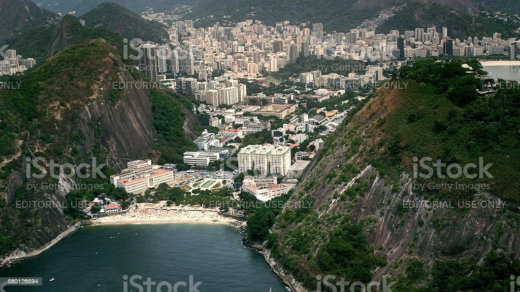 Rio Sugar Loaf stock photo