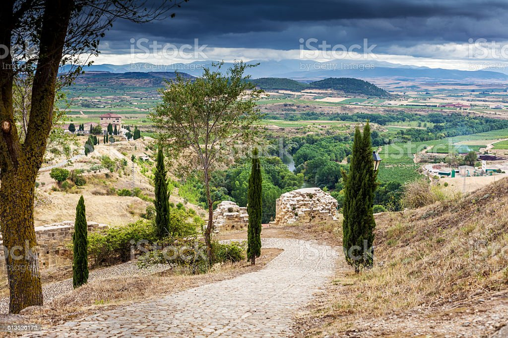 Rioja before the storm – Foto