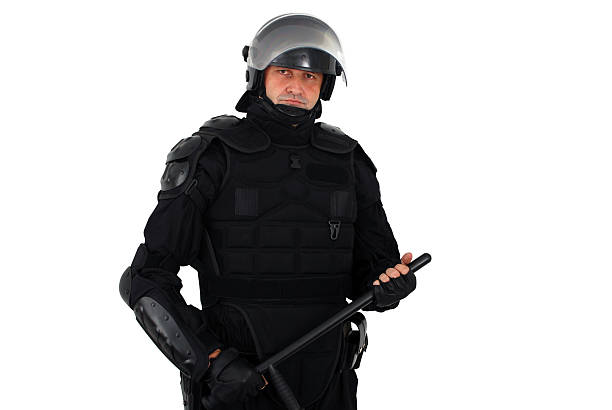 riot policeman  riot police stock pictures, royalty-free photos & images