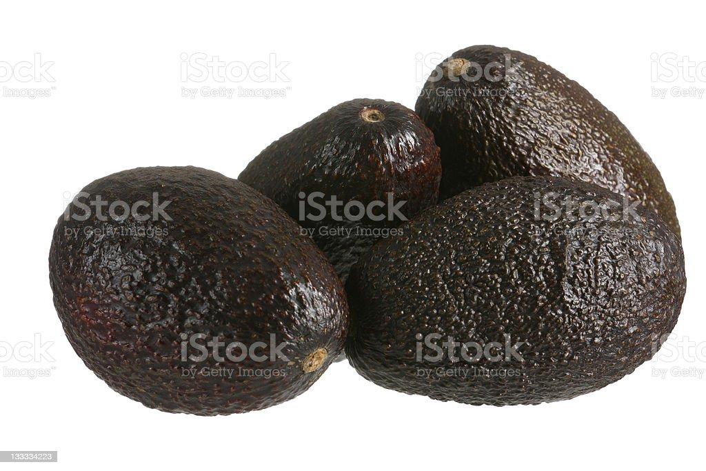 Ripe Avocados royalty-free stock photo