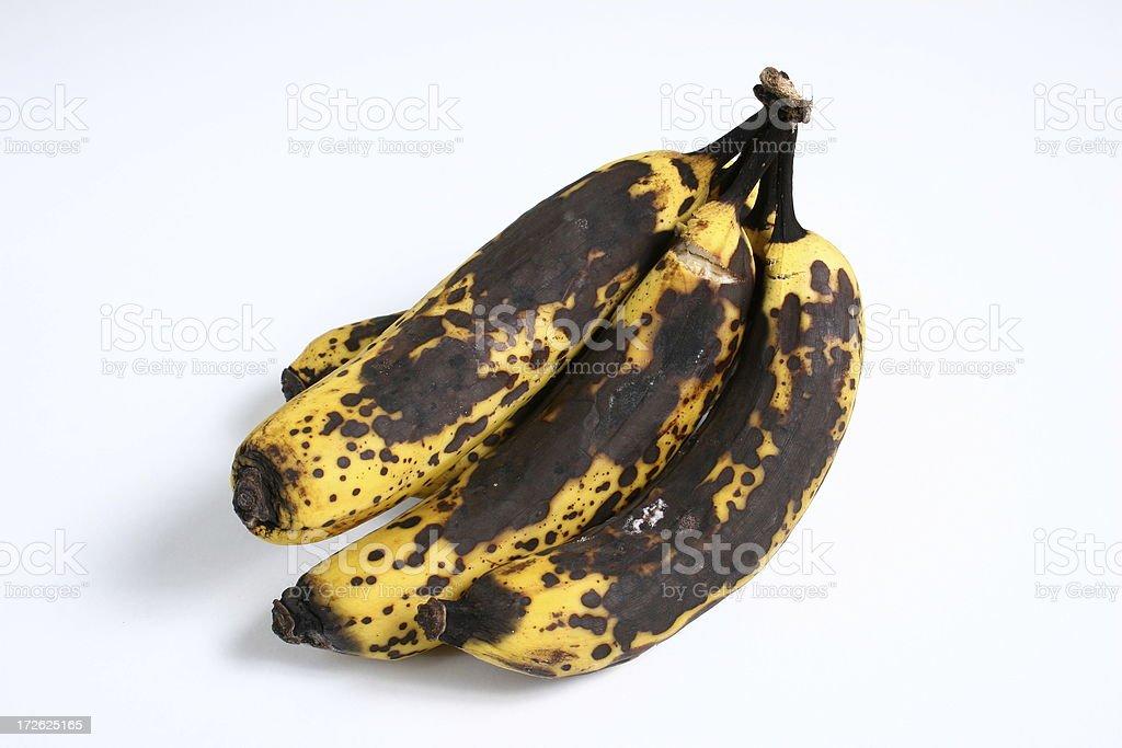 Ripe Bananas royalty-free stock photo