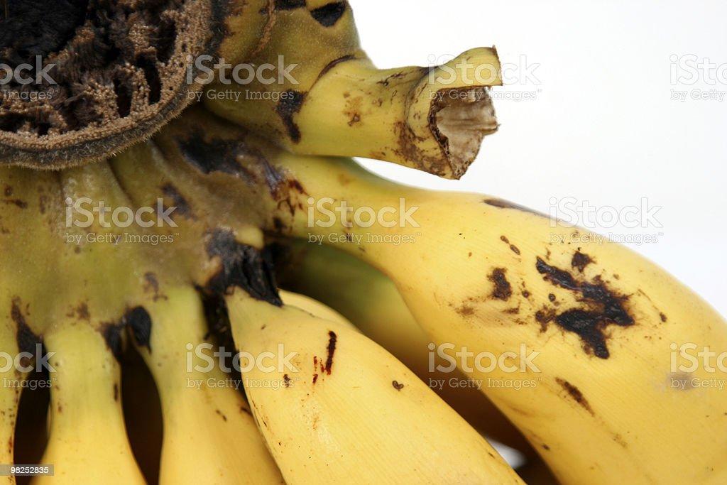 Ripe Banana's royalty-free stock photo