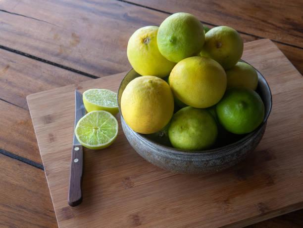 Reife Limes. – Foto