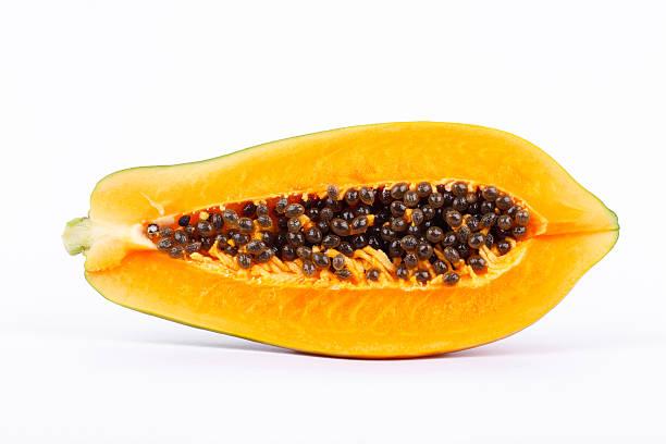 Reife Papayas gesundes Obst und hohen Nährwert – Foto