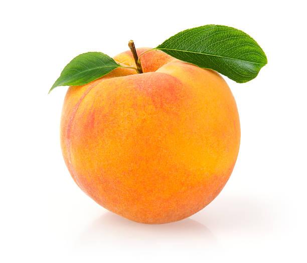 reife pfirsich - aprikose stock-fotos und bilder