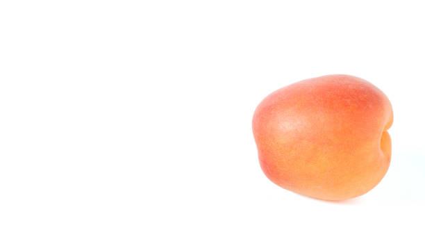 ein reifer pfirsich - essensrezepte stock-fotos und bilder