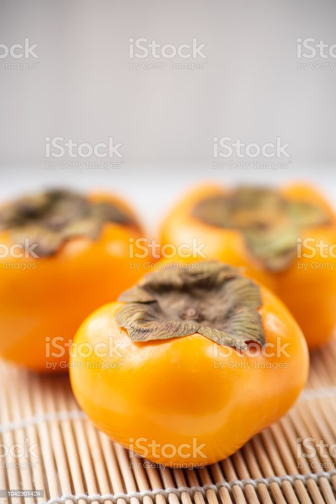 Reif persimmon Obst – Foto