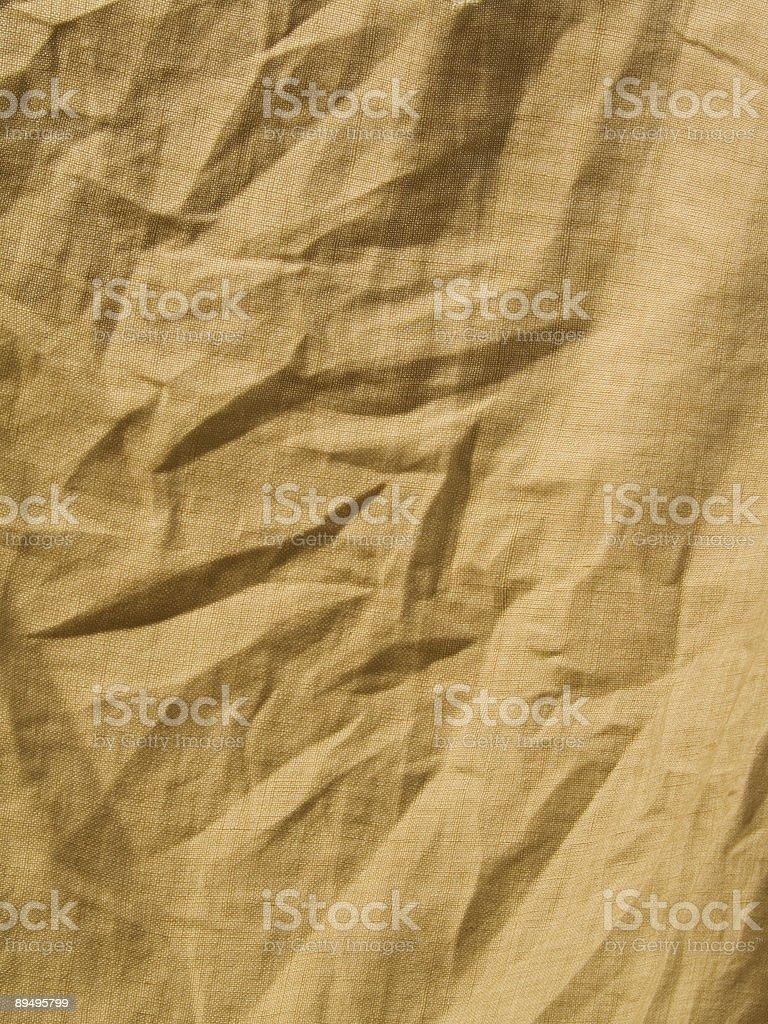 ripled fabric royaltyfri bildbanksbilder