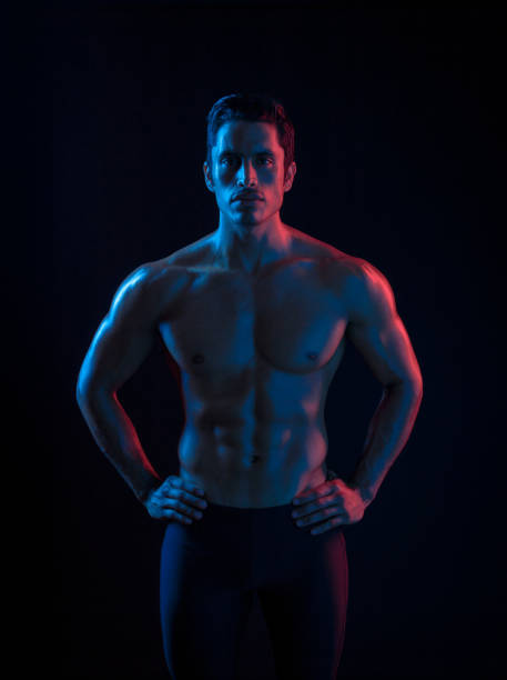 Physique ripped male What is