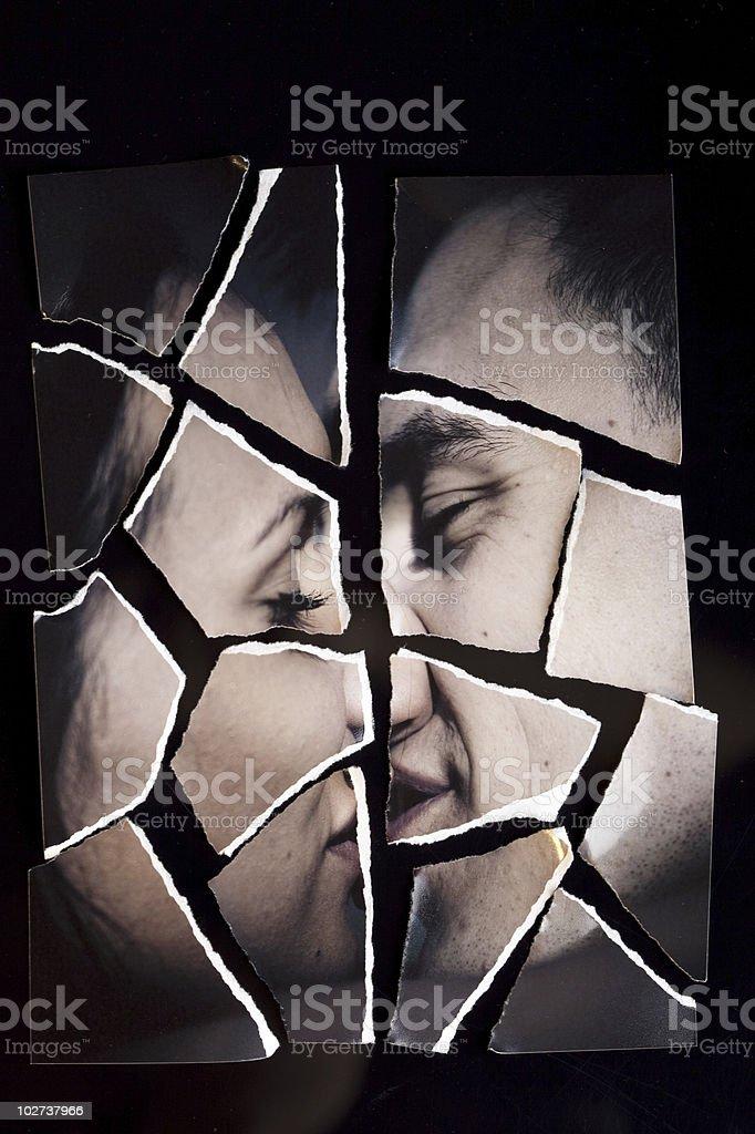 Zerrissene Liebe und Fotografieren – Foto