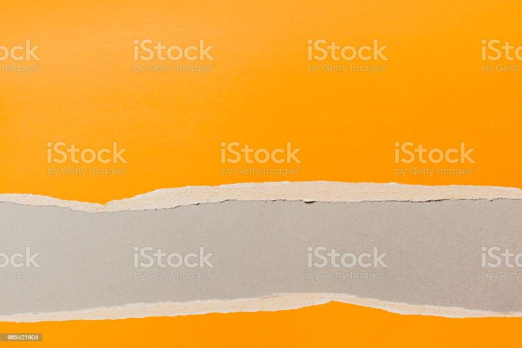 Papier Déchiré - Photo de Abstrait libre de droits