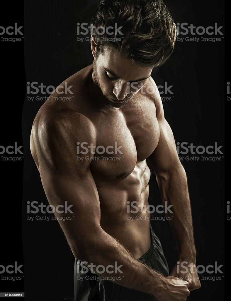 Ripped! royalty-free stock photo