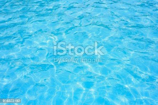 istock Ripple water in swimming pool 916323192