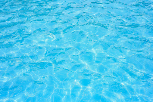 Ripple Water In Swimming Pool - zdjęcia stockowe i więcej obrazów Basen