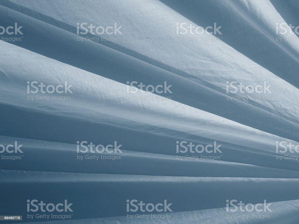 Tessuto ondulato foto stock royalty-free