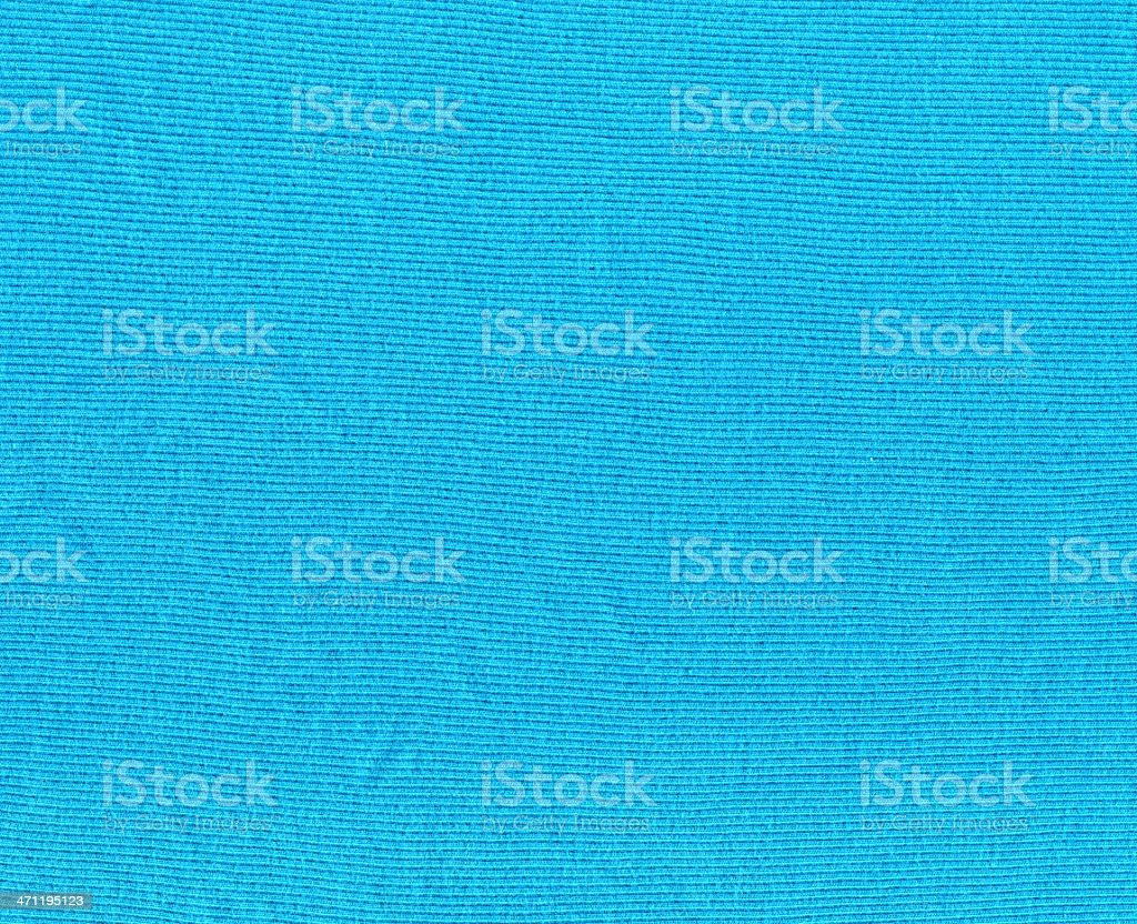 rippled turquois textile royalty-free stock photo