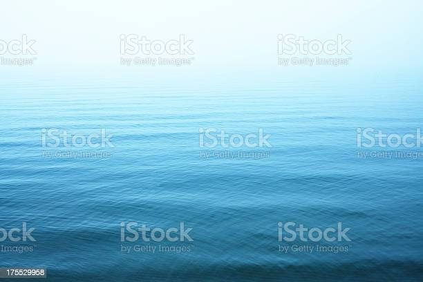 Photo of Ripples on blue water surface