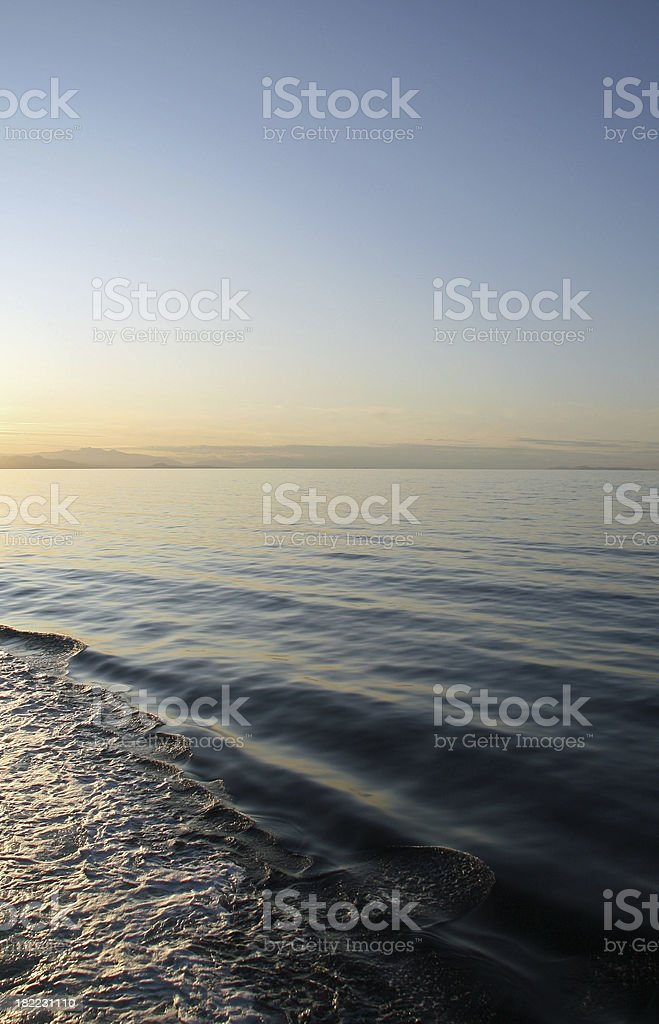 Rippling Waters stock photo