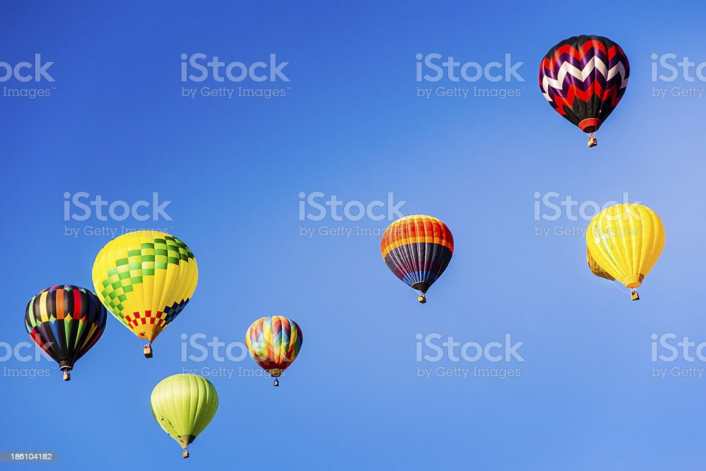 Rise and Shine royalty-free stock photo