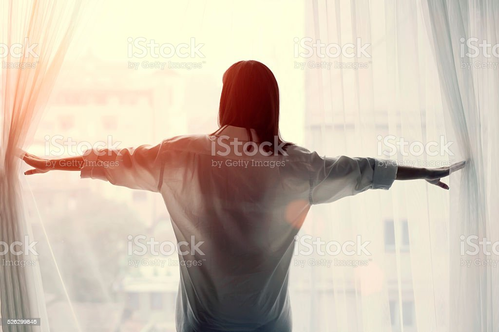 Rise And Shine stock photo