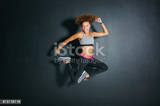 istock Rise up and attack the day with enthusiasm 615116118
