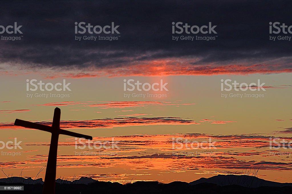 Risen stock photo