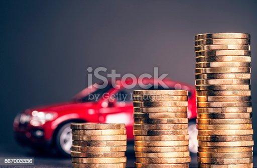 istock Steigende Autokosten 867003336