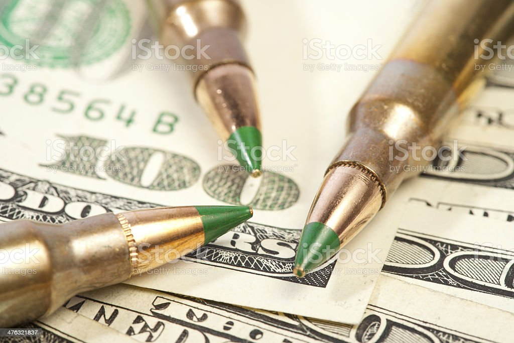 Rising Cost and Scarcity royalty-free stock photo