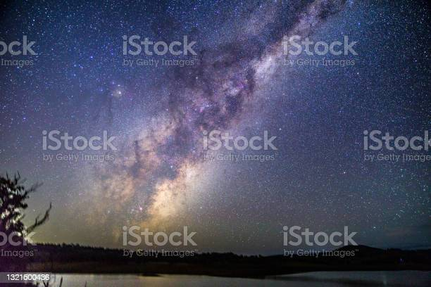 Photo of Rising Milky Way