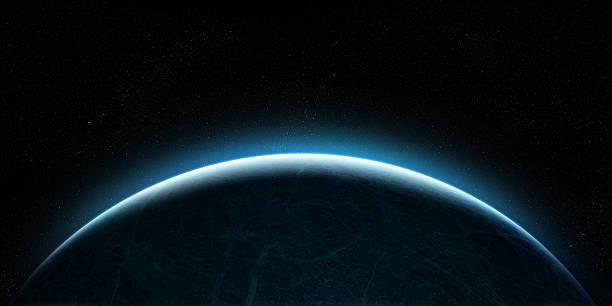 Rising planet – Foto