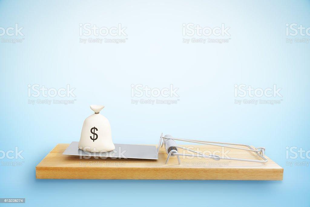 Risk concept stock photo