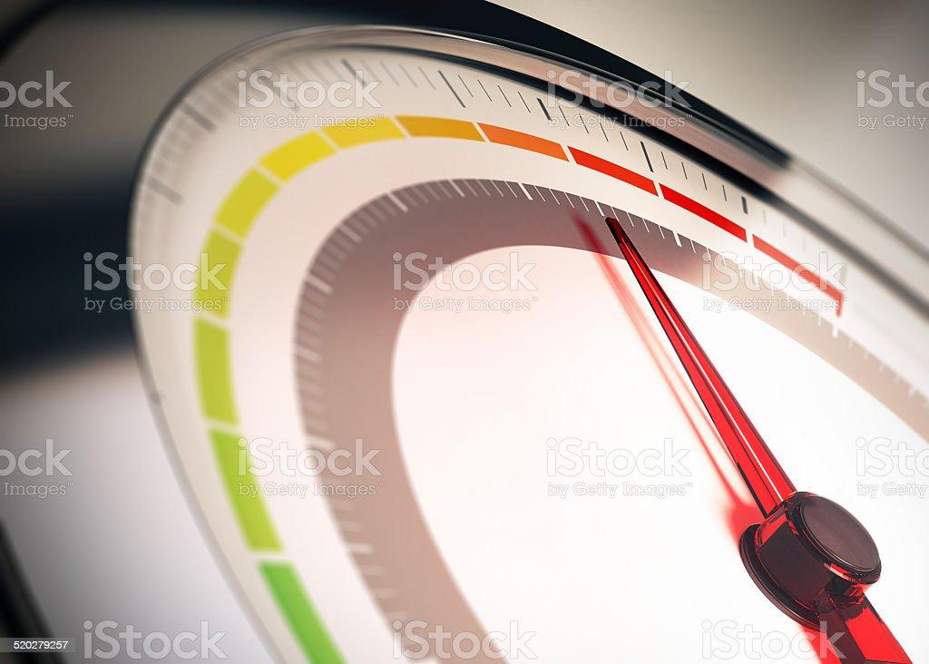 Risk Control stock photo