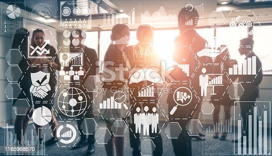 istock Risk Management and Assessment for Business 1165968570