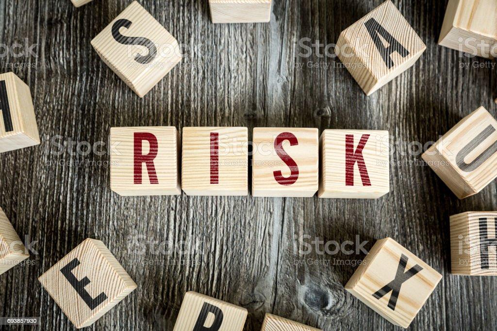 De riesgo  - foto de stock