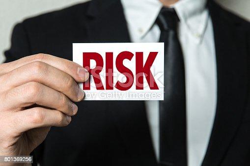 istock Risk 801369256