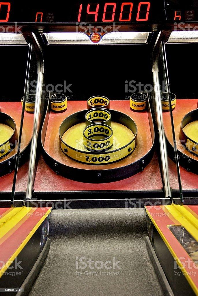 Risk & reward royalty-free stock photo