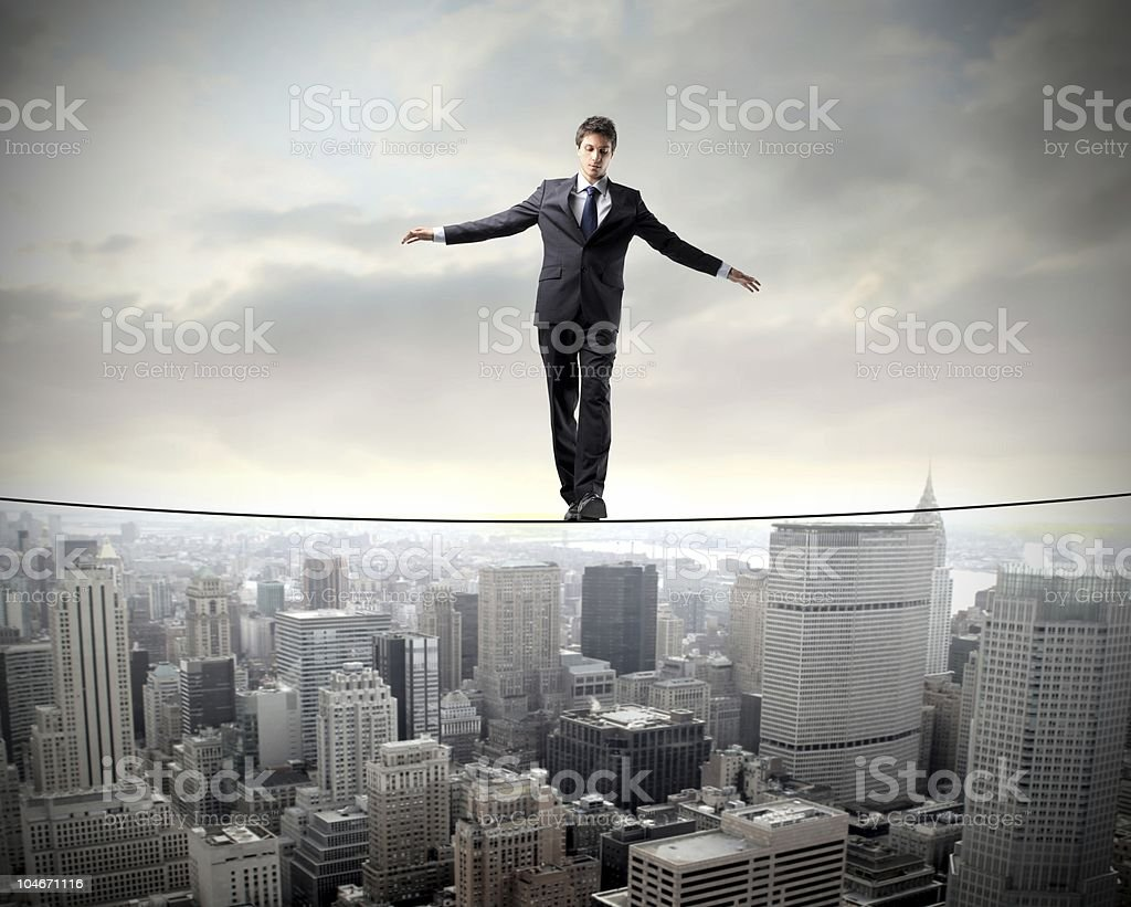 risky stock photo
