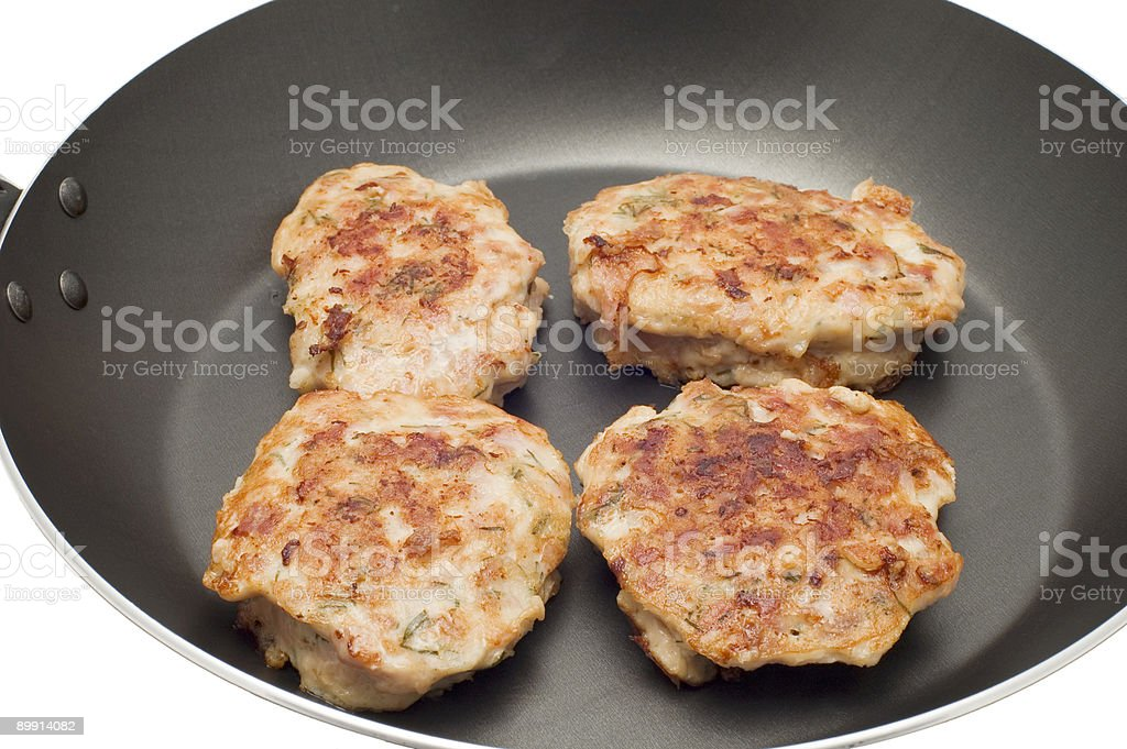 rissole royalty-free stock photo