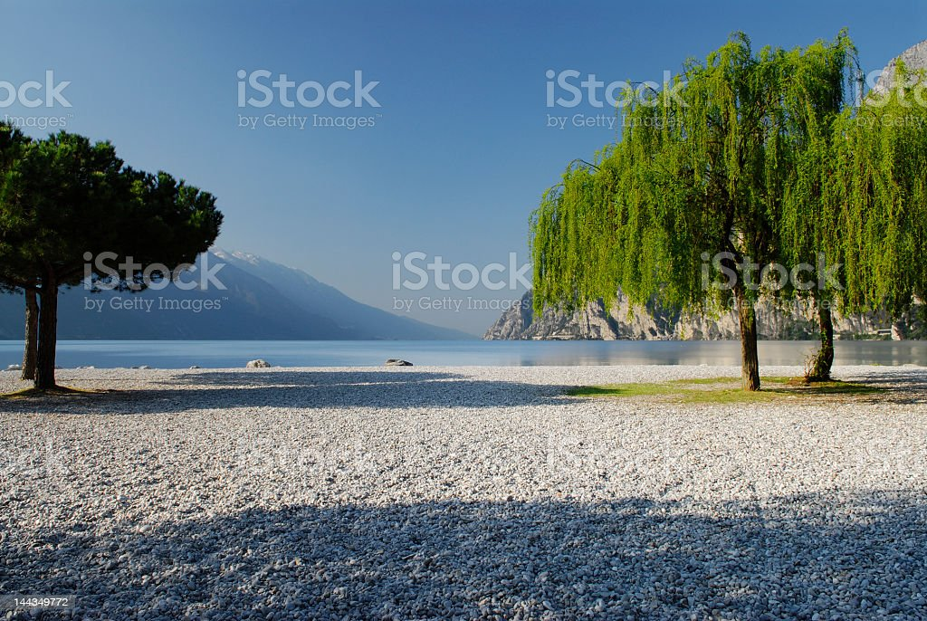 Riva Del Garda - Italy royalty-free stock photo