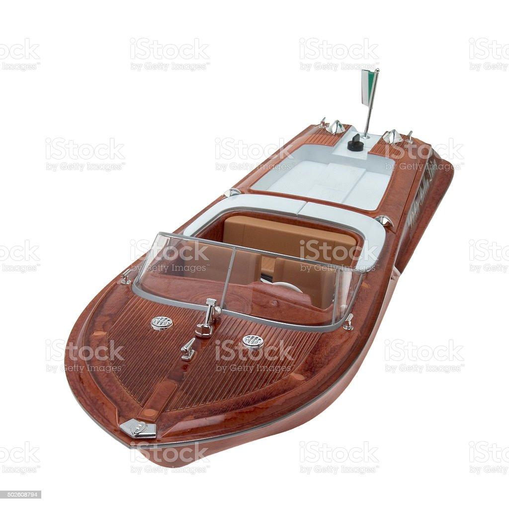 Riva Modellboot Miniatur - Photo