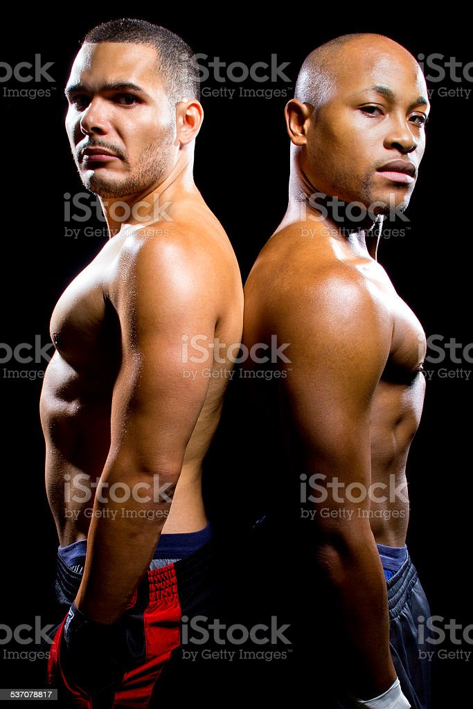 Meet Usman and Adesanya, the 2 Nigerian fighters ...  |African American Mma Fighters