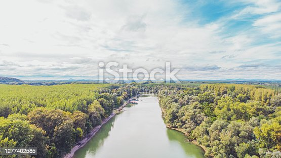 istock River and forest stock photo 1277402585