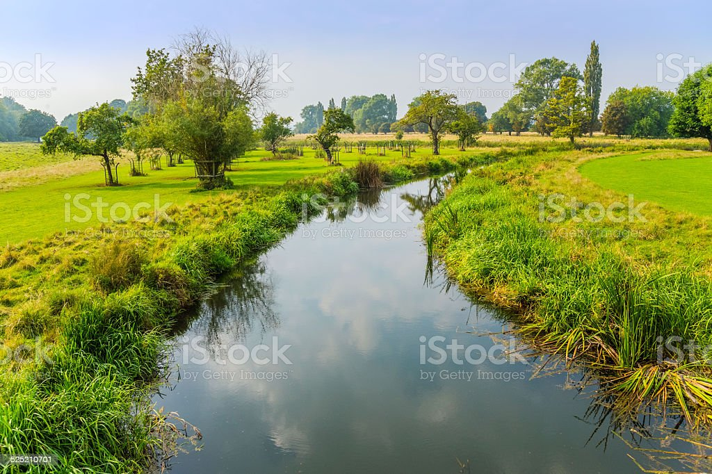 river avon stock photo