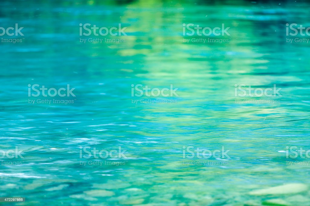 River Blues stock photo