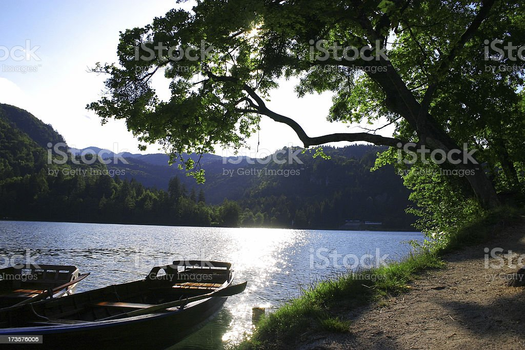 river boat royalty-free stock photo