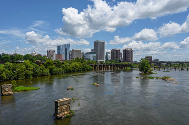 River City Richmond Virginia RVA – Foto