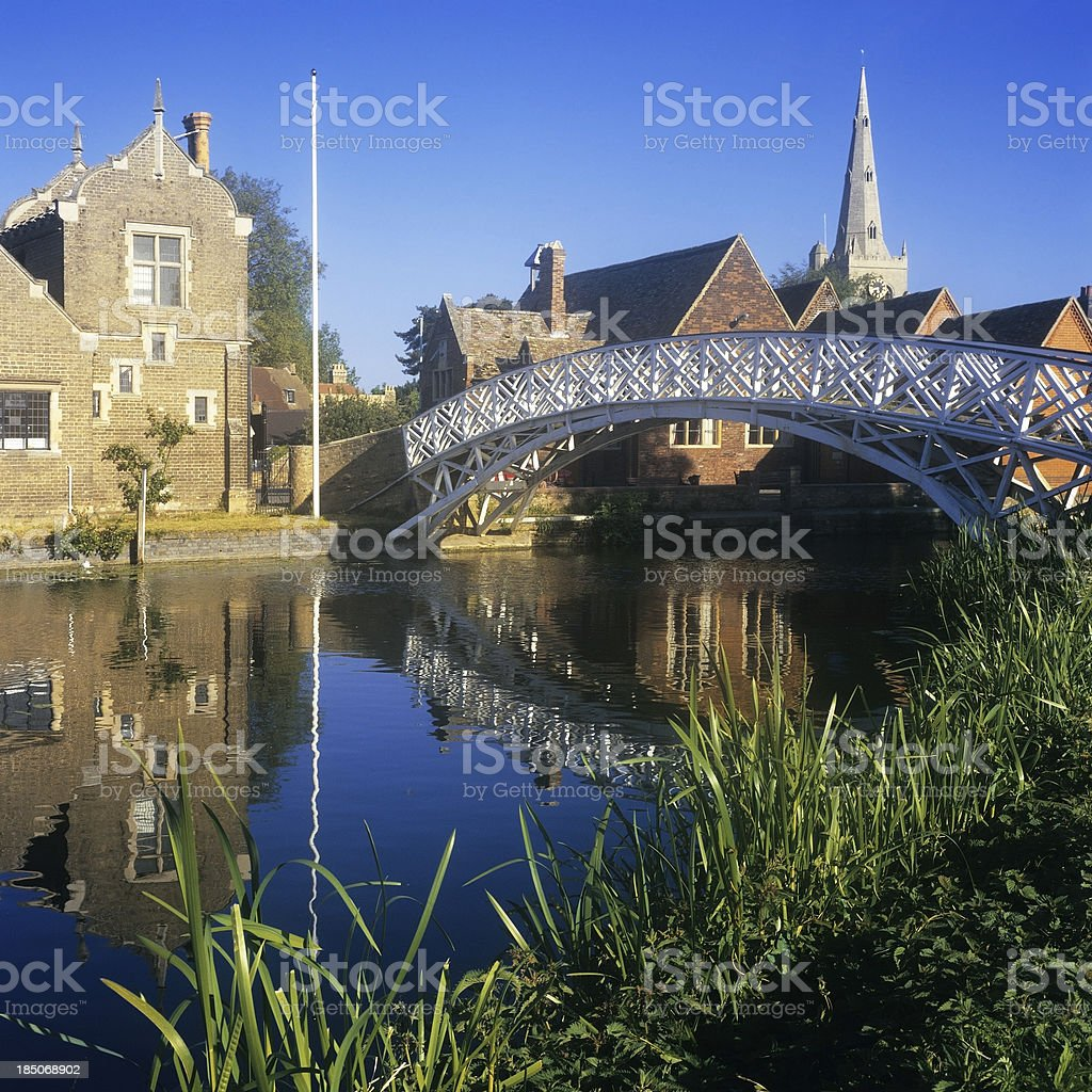 river great ouse stock photo
