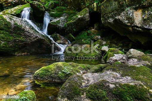 River In Austria Stock Photo & More Pictures of Austria