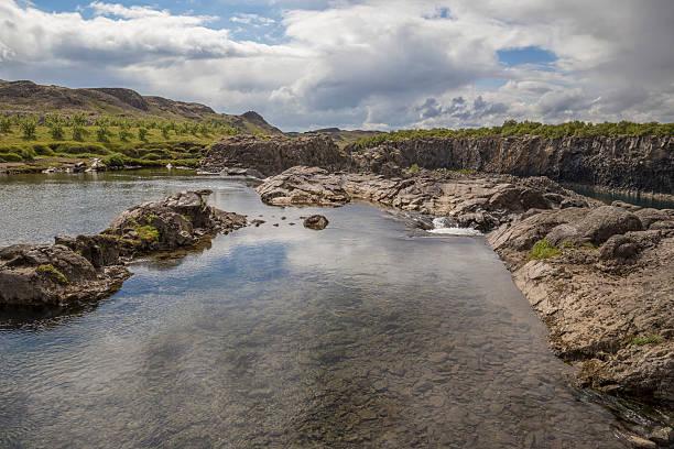 River in Island – Foto