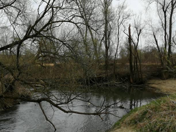 River LAFNITZ stock photo